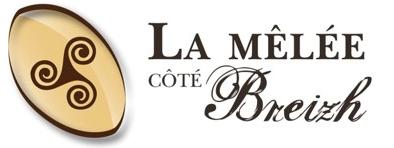 La mêlée côté Breizh La Mêlée Côté Breizh est un site e-commerce qui a pour but de rassembler toutes les marques de rugbywear.