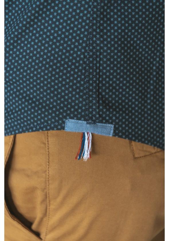 Chemise à motifs minimalisteschl2260a13172sb-0599_4