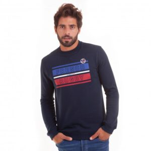SWEAT COL ROND MOLLETON 5886